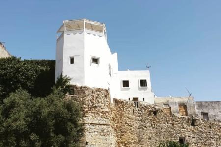 Maison dans la médina avec terrasse panoramique