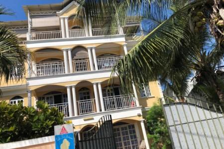Île Maurice appartements en bord de mer