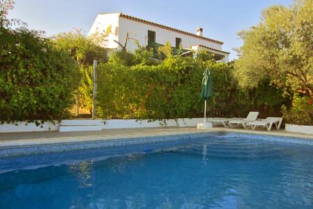 Maison de campagne avec piscine privée à Cordoue, ensoleillée et pas de vis à vis