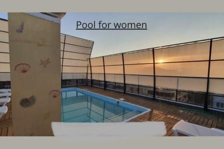 Appartement 2 pièces avec piscine et sauna à Alanya
