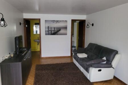Appartement de plein pied